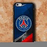 Psg Logo Paris SG Cas de téléphone portable pour Coque iPhone 6/6S Plus