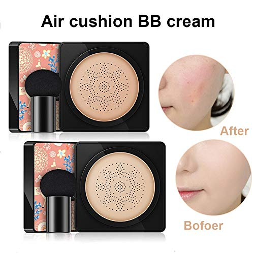 Staunchow Air Cushion Foundation BB Cream Concealer Makeup Cosmetic Tool for Women