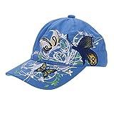Qchomee Baseball Caps Baseballkappe Baseball Cap Kappe Mütze Schirmmütze Faltbarer Basecap Snapbackhut Sonnenschutz Sport Hat Sonnenhut Baseballmütze Modischste Shade Hat für Jungen Mädchen (Blau)