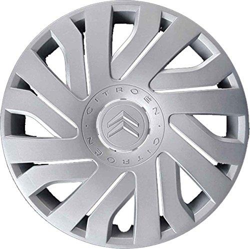 """Lot de 4 enjoliveurs roue 14"""", produit non original"""