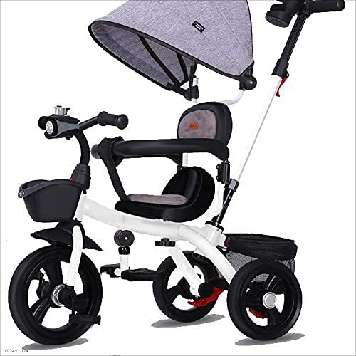 Tricycle Kids Trike 3 Wheel Guide Childrens Baby Pedal Max 40% OFF SEAL limited product