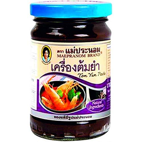 Mae Pranom, Tom yum paste, Size 228 g