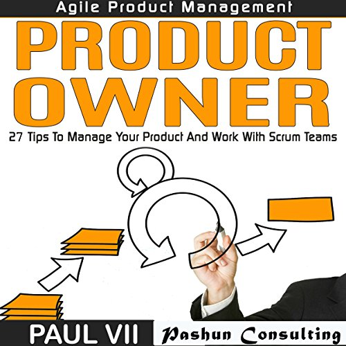Agile Product Management: Product Owner cover art