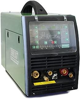 NEW 2019 Everlast PowerMTS 221Sti MODEL AC/DC TIG with PULSE/MIG/Stick 200amp 110v/220v Multi Process Welder