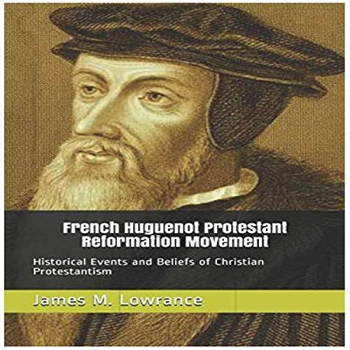 French Huguenot Protestant Reformation Movement cover art
