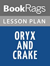 Lesson Plans Oryx and Crake