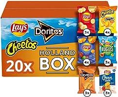 Lay's Holland Box Chips - Lay's, Doritos & Cheetos, Doos 20 stuks