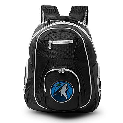 NBA Minnesota Timberwolves Colored Trim Premium Laptop Backpack
