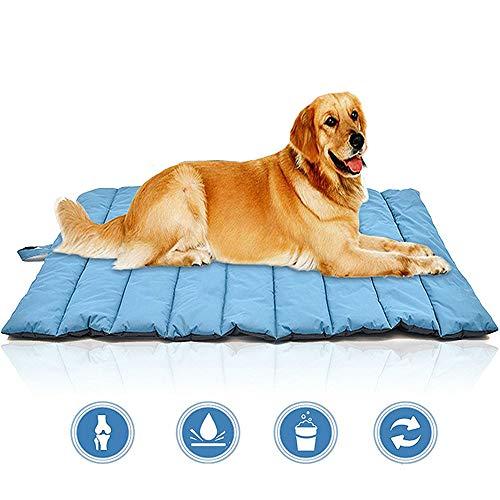 Dierbenodigdheden Waterproof Grid Bite Resistant Mat Niet gemakkelijk vast te houden aan haar Hondenhok Grote hond Buiten Gemakkelijk schoon te maken Hondenmat