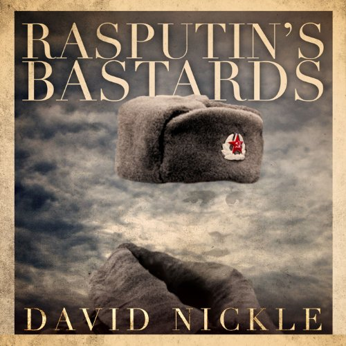 Rasputin's Bastards audiobook cover art