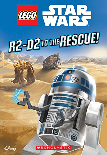 Price comparison product image R2-D2 to the Rescue! (LEGO Star Wars: Chapter Book)