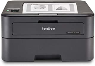 Brother HL-L2365DW Monochrome Laser Printer with 2-sided printing, Wireless and Network connectivity, Mobile Printing