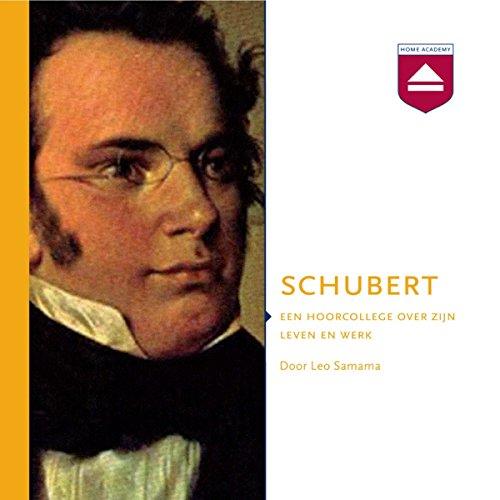 Schubert: Een hoorcollege over zijn leven en werk audiobook cover art
