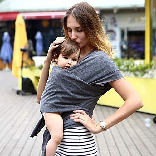 Porte-bébé HZYD -Baby réglable en Coton Allaitement, Doux, Confortable (Couleur: F) (Couleur: F) (Couleur: E) (Couleur: F), Couleur: F ( Color : B )