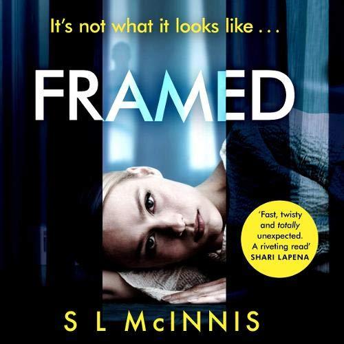 Framed cover art