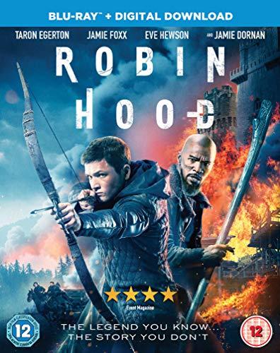 Robin Hood [Blu-ray] [2018]