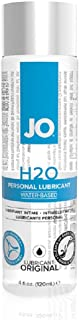 JO H20 Water Based Personal Lubricant (4 oz)