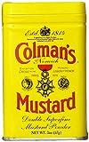Colman's - Polvo De Mostaza Inglés - 57g