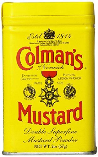 Colmans - Senape in Polvere 57 Grammi - (2 OZ )
