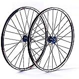 MGE Rueda de Bicicleta Set 26' 27.5' Doble Pared de Llantas de Aluminio de Discos de Freno de Carbono Hub 8 9 10 11 Velocidad de Cassette Rueda Volante del Lanzamiento rápido de la Bici de Ruedas