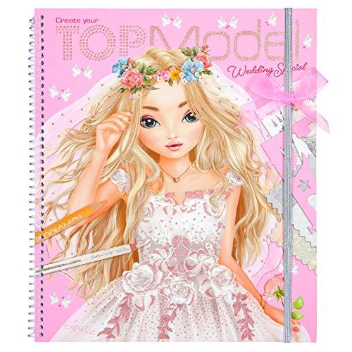 "TOP MODEL 0010200 Top Model 0010200Â.€""Â.Libro per Colorare"