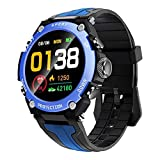 ZGZYL DK10 Uomo Smart Watch Bluetooth Music Music Altitude Diving Watch Orologio IP68 Impermeabile...