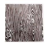 Woodgrain Background Plastic Embossing Folder for Scrapbook DIY Album Card Tool Plastic Template Folders