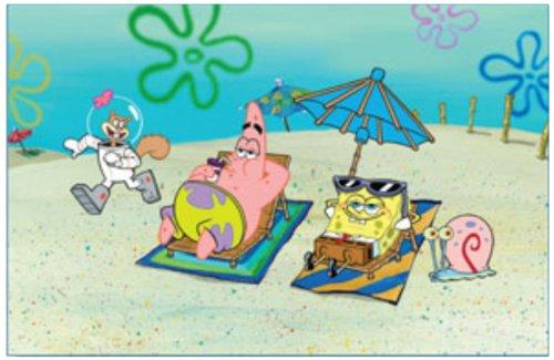 Penn Plax SBBG1 Spongebob Poster, 60 x 40 cm