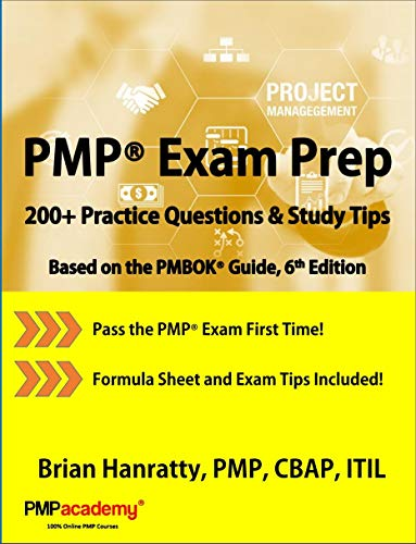PMP® Exam Prep: 200+ Practice Questions and Study Tips