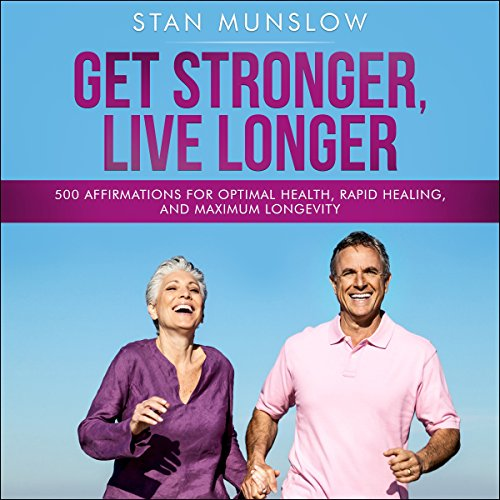 Get Stronger, Live Longer cover art