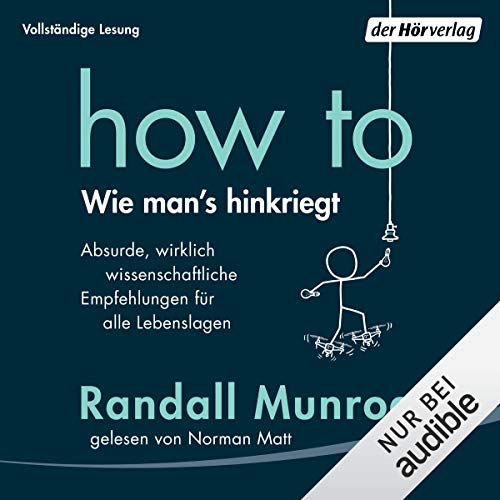 How To - Wie man's hinkriegt cover art