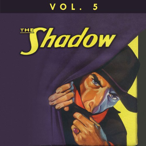 The Shadow Vol. 5 audiobook cover art