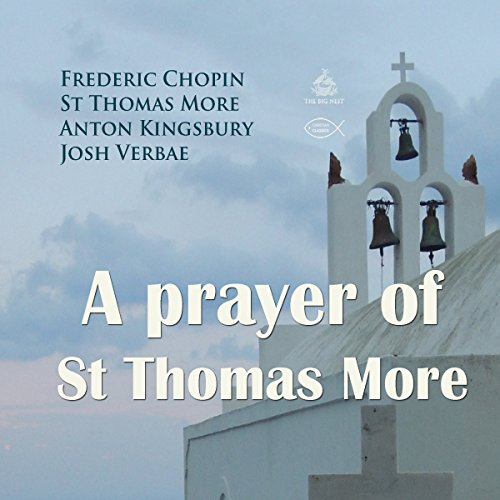 A Prayer of St Thomas More audiobook cover art