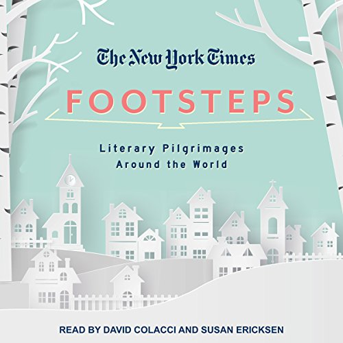 The New York Times: Footsteps audiobook cover art