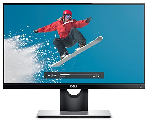 Dell S2216H 22-inch IPS Monitor (6 ms Response Time, Full HD 1920 x 1080 at 60 Hz, HDMI/VGA, Integrated Dual Speaker) - Black