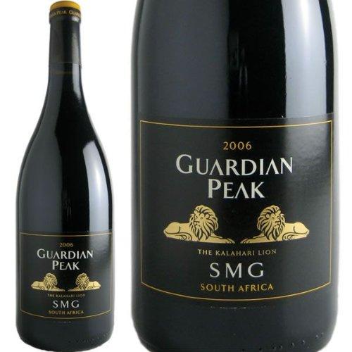 ガーディアン・ピーク シラー・ムールヴェドル・グルナッシュ 2010 南アフリカ 赤ワイン 750ml