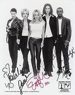 V.I.P. (Pamela Anderson, Molly Culver, Shaun Baker, Natalie Raitano, and Leah...