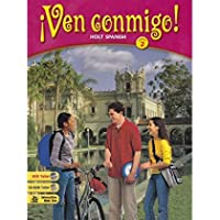 ?Ven conmigo!: Student Edition Level 2 2003【洋書】 [並行輸入品]