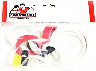 Game Room Guys Bally Gilligan's Island Pinball White Rubber Ring Kit