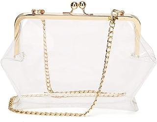 8e76dd53d52e Amazon.ca: Clear - Clutches / Handbags & Wallets: Shoes & Handbags