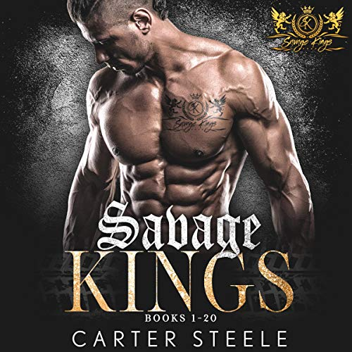 Savage Kings MC Boxset Titelbild