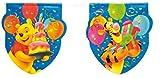 Winnie the Pooh Birthday banner