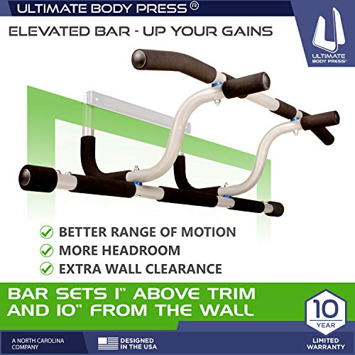 Ultimate Body Pull-Up Bar