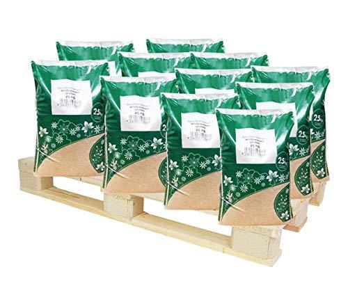 Hamann Mercatus GmbH Streusand-Salz-Gemisch (90% Quarzsand 10% Salz) 40x 25kg Säcke (volle Palette)