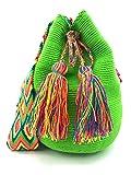 Wayuu Backpack, Handmade Colombian Handbags, both for women and men.