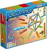 Geomag- Confetti Construcciones magnéticas y Juegos educativos, Multicolor, 35 Piezas (351)