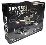 Science4you - Drone4you - Speedy Drone para Niños, Dron com Cámara HD y Teledirigido, Dron Interior com WiFi incluye...