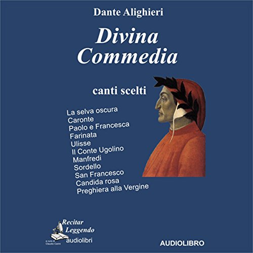 Divina Commedia [Divine Comedy] cover art