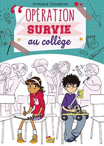 Opération survie au collège - tome 1 (1)