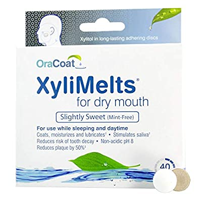 Oracoat XyliMelts Dry Mouth
